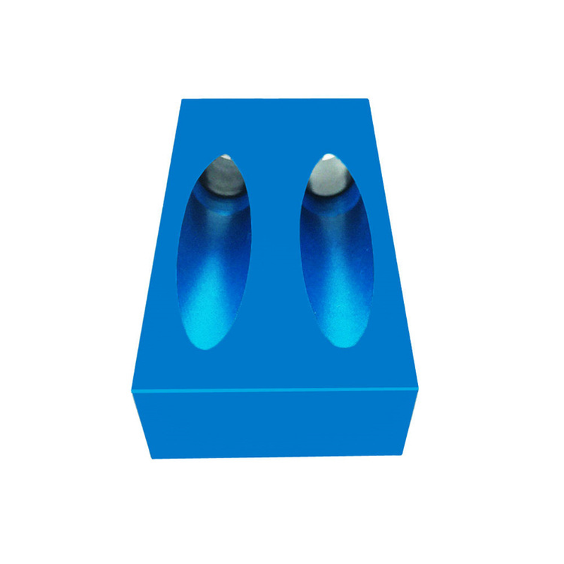 Купить с кэшбэком New 15 degree angle inclined hole locator drill set blue aluminum woodworking drilling positioning tool