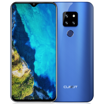 Перейти на Алиэкспресс и купить Cubot P30 смартфон с 6,3-дюймовым дисплеем, ОЗУ 4 Гб, ПЗУ 64 ГБ, Android 9,0, 4G, 2340*1080, 4000 мАч, 13 МП