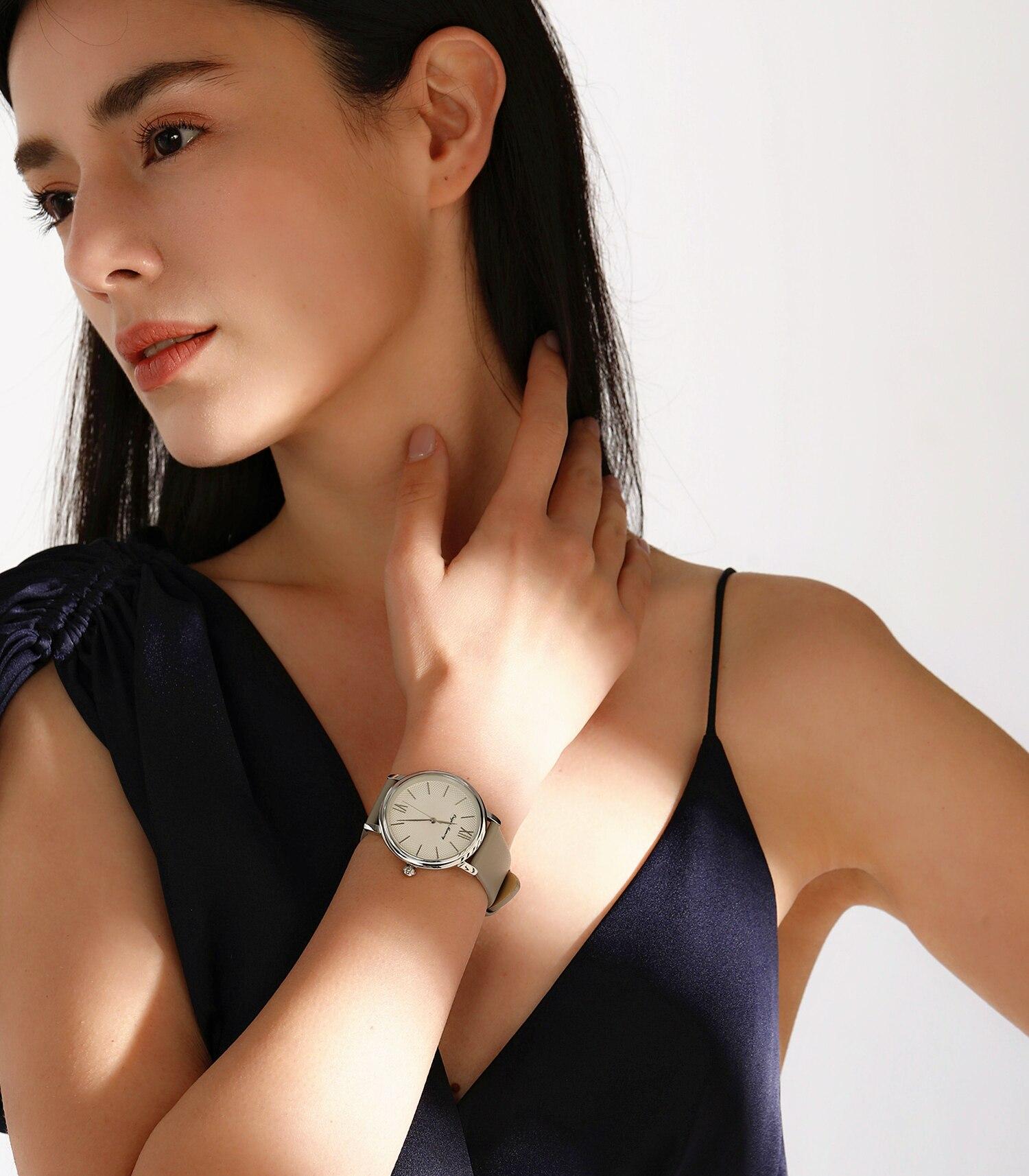 macio japão movimento quartzo à moda das