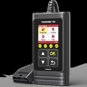 Image 5 - THINKCAR Thinkobd 100 obd2 scanner car diagnostic tool fault code reader automotive scan tools Car Engine check pk elm327 cr3001