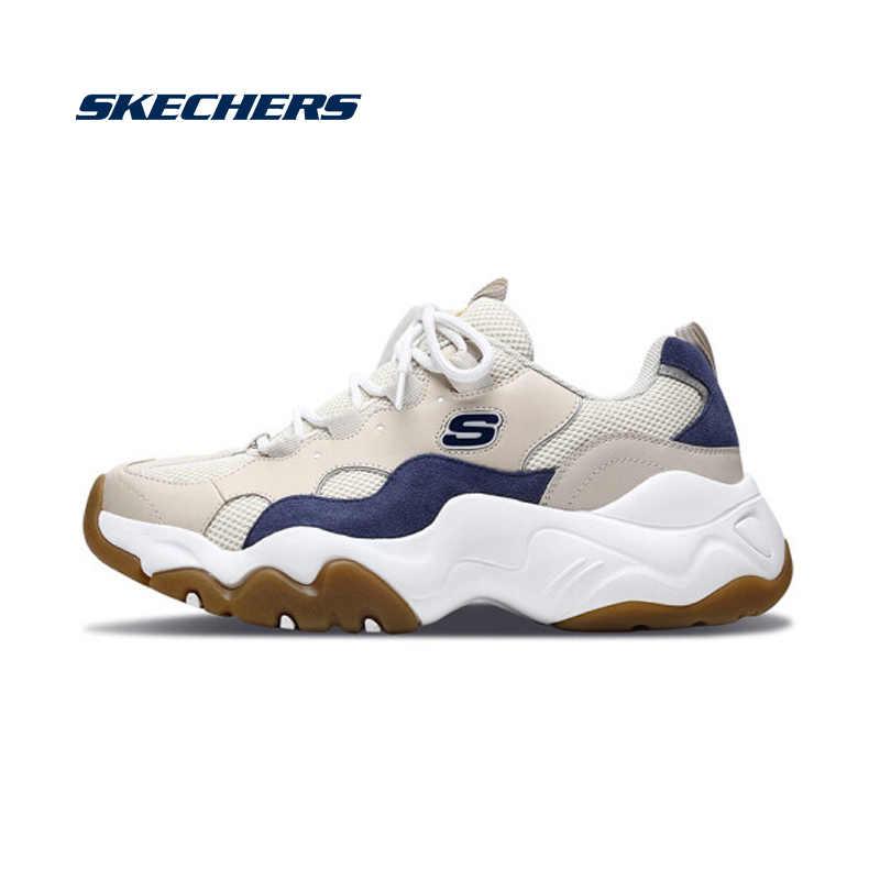 skechers white sneakers men