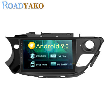 10.1'' Android Auto Car Radio GPS Navigation For Buick Encore 2014-2019 Stereo Car Frame Autoradio Multimedia Video player 2 Din image