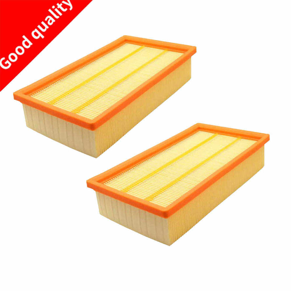 Filtre Adapté Pour Karcher NT 20//1 Ap TE plat Filtre Plissé-Made in Germany