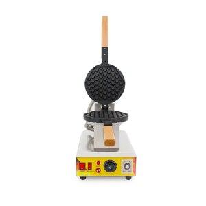 Image 2 - Nowy Model o strukturze plastra miodu maszyna do gofrów komercyjne non stick ekspres mini plaster miodu gofrownica w kształcie żeliwna patelnia maszyna do