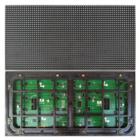 SMD P5 outdoor Video wall led module,1/8 Scan high brightness, Outdoor full color LED display module SMD P5 LED Panel,