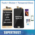 Original Amoled para Samsung Galaxy J3 2017 j330 J330FN SM-J330FN pantalla LCD con Sensor táctil de cristal digitalizador montaje con kit
