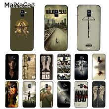 MaiYaCa the Walking Dead Phone Case For Samsung