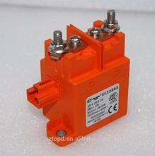 цена на EVR 120A 12VDC 1NO TRUCKS SHIPS POWER SUPPLY DC RELAY Electric Vehicle Forklift Contactor