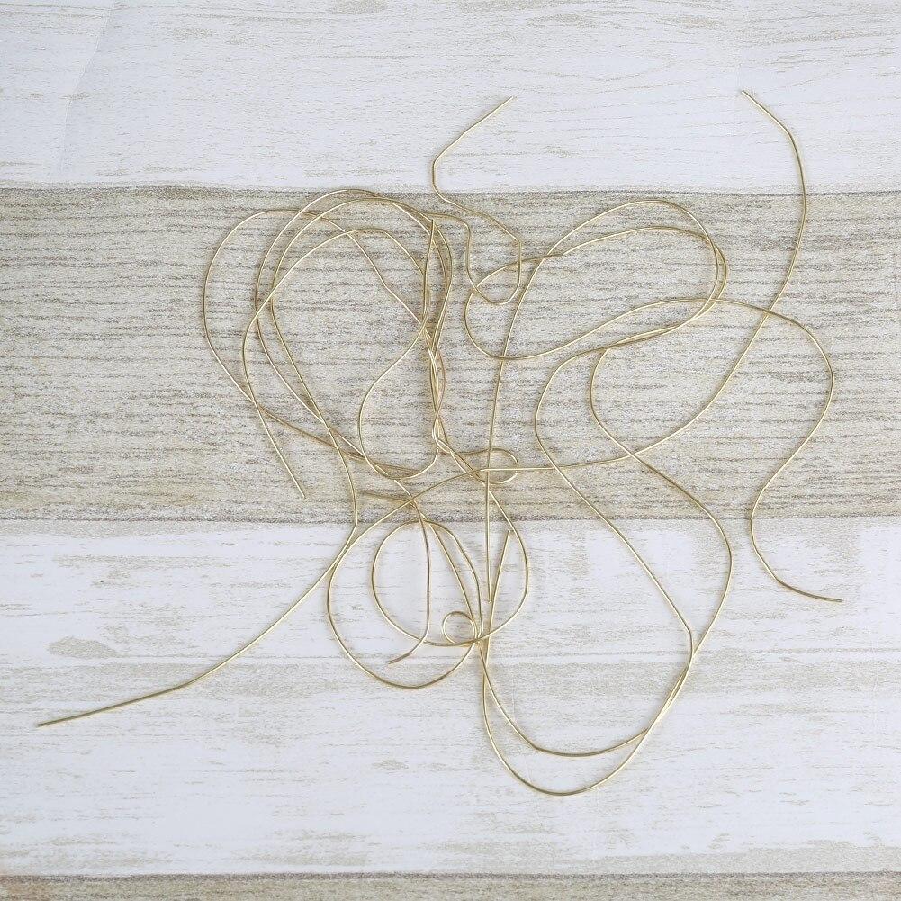Новый 10 цветов DIY вышивка нить французский слиток проволока индийский шелк диаметр 1,0 мм