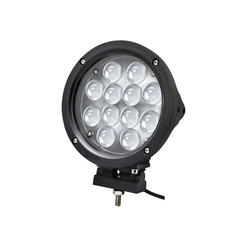 4 D 60 Wled Working Lamp LED Car Light Off-road Shoots The Concentrated Floodlight Mixed Light Auxiliary Lighting