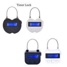 Time Lock Fetish Handcuffs Mouth Gag Electronic Timer Bdsm Bondage Restraints Ch