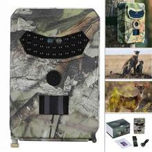1080P Hunting Camera 26 LEDs Security Night Vision Hunting 12MP Trail Camera for Hunting