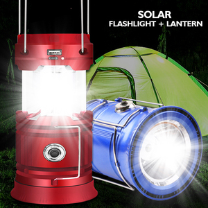 Powerful LED Camping Light USB