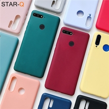 candy color silicone phone case for huawei 7a 5.45 7c pro 5.7 5.99 russia matte soft tpu back cover on honor play 7x 6x 7s dreamfox m155 wu tang killa bees hip hop soft tpu silicone case cover for huawei honor 6a 6c 6x 7a 7c 7s 7x 8 lite pro