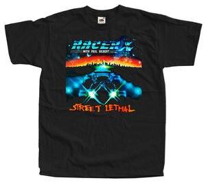 Racer X - Street Lethat 1986 t shirt black sizes S - 5XL 100% cotton