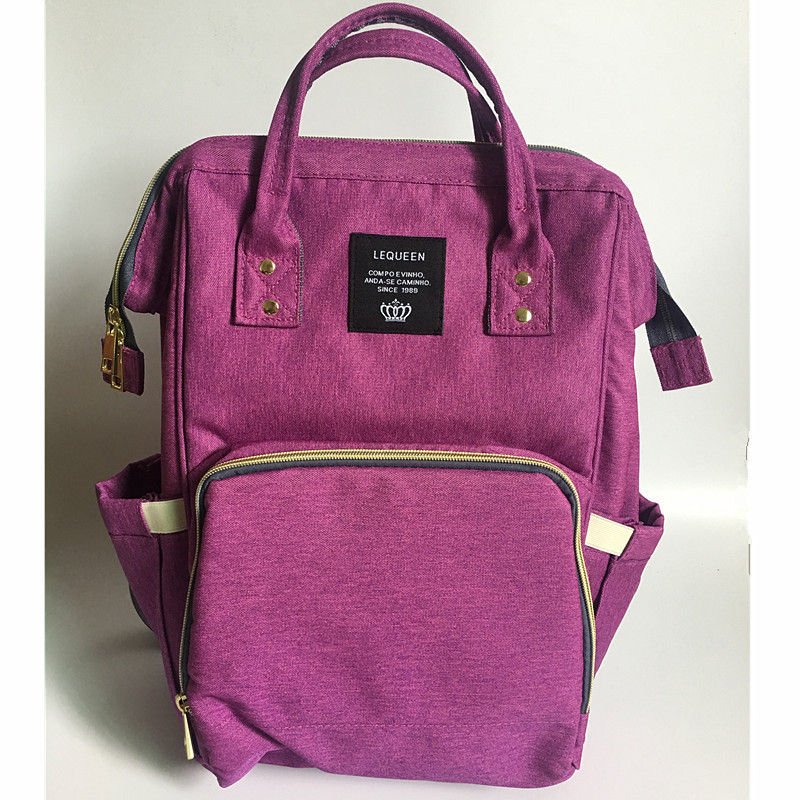 27x21x40cm-purple