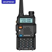 baofeng uv5r Baofeng UV5R מכשיר הקשר מקצועי CB רדיו 5W UV הלהקה כפול שני רדיו דרך מכשיר הקשר במוסקבה ציד Ham Radio (1)
