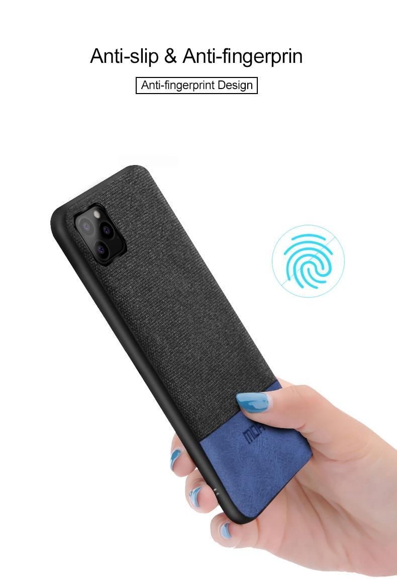 MOFi Fabric Case for iPhone 11/11 Pro/11 Pro Max 6