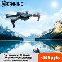 Eachine E58 WIFI FPV con telecamera grandangolare HD 1080P Hight Hold Mode braccio pieghevole RC Quadcopter Drone X Pro RTF Dron