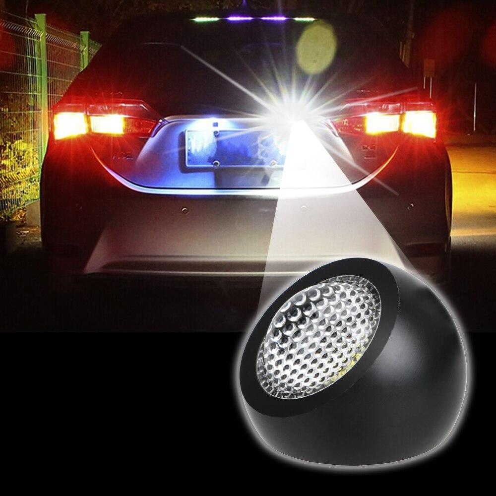 LEEPEE Car LED Eagle Eye Lights Car Accessories Reverse Backup Light DC 12V Parking Signal Bulb Lamp DRL Daytime Running Light