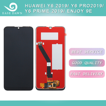 For Huawei Y6 2019/ Y6 Pro 2019/ Y6 Prime 2019 LCD IPS Display Screen+Touch Panel Digitizer Assembly For Huawei Display Original фото