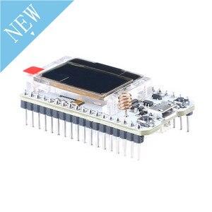 Image 2 - 868 mhz/915 mhz lora esp32 oled wifi sx1276 módulo iot com antena kit eletrônico diy pcb nova versão 2018 para arduino