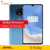 Original Global ROM OnePlus 7T 8GB 256GB Smartphone Snapdragon 855 Plus Octa Core 90Hz AMOLED Screen 48MP Triple Cameras NFC