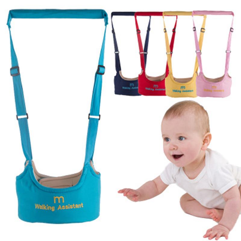 Baby Walker and Supplies Cotton Children Harnesses & Leashes with Mother Basket Type Is Breathable Dual-purpose 20KG Polyester