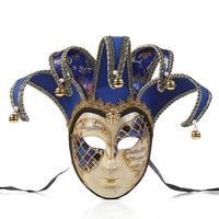 Party Mask Crack Musical Venice Masks Masquerade Mask Christmas Halloween Venetian Costumes Carnival Anonymous Masks