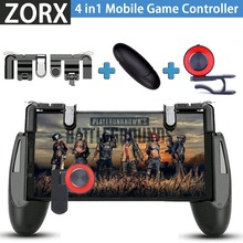 Gamepad For Call of Duty COD PUBG Mobile Phone Shoot Game Controller L1r1 Shoote