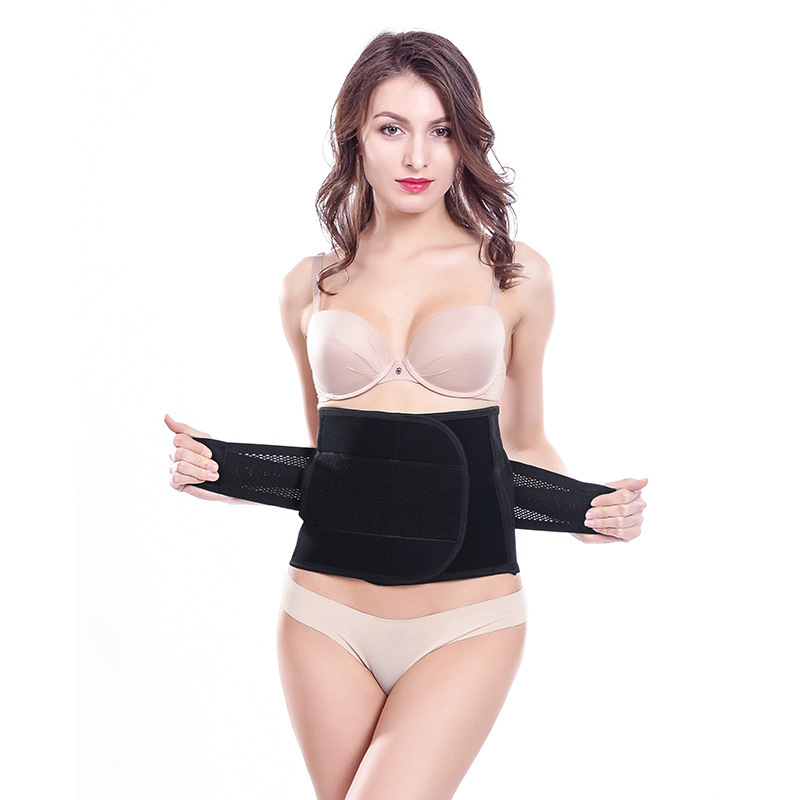 New Postpartum Abdomen Strap Bellyband Belt Toning Back Support Belts Waist Abdomen Girdle For Pregnant Women Postpartum Belt