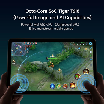 [Newest]ALLDOCUBE iPlay 40 Pro 10.4'' Tablet Android 11 2K 2000x1200 FHD 8GB RAM 256GB ROM UNISOC T618 OctaCore 4G LTE Dual Wifi 2