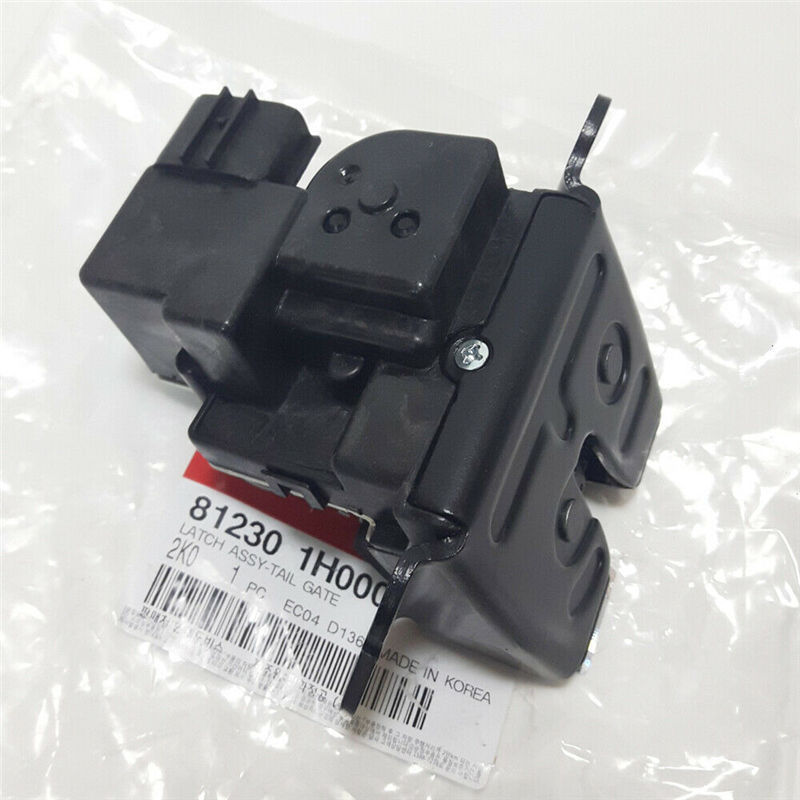 Genuine OEM Rear Tail Gate Lock Latch 812301H000 for 2011-2013 KIA Sorento