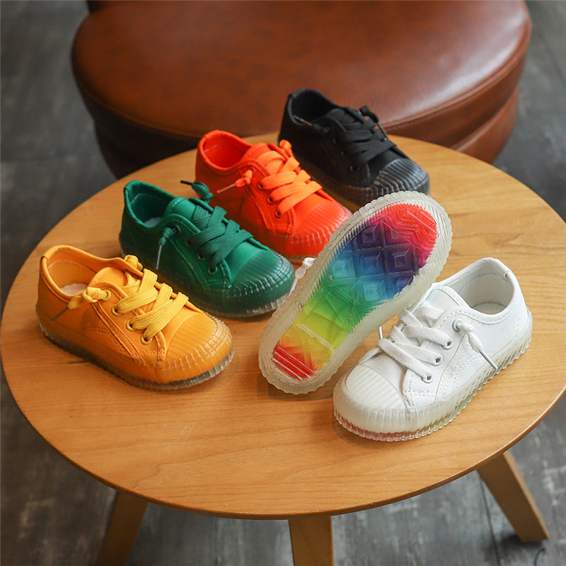 BAOBAO Kids Warm Shoes Soft Thick Plush Rubber Soles Shoes First Walkers