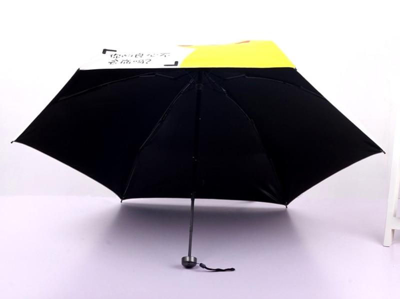 Mulheres Miúdos Dos Desenhos Animados Guarda-chuva UBY12