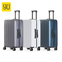 90FUN 20inch PC Suitcase Carry on Spinner Wheels Rolling Luggage Password Business Travel Vacation for Women men mala de viagem 90fun 20 pc suitcase rolling travel luggage carry on spinner wheels tsa lock business vacation for airplane women men