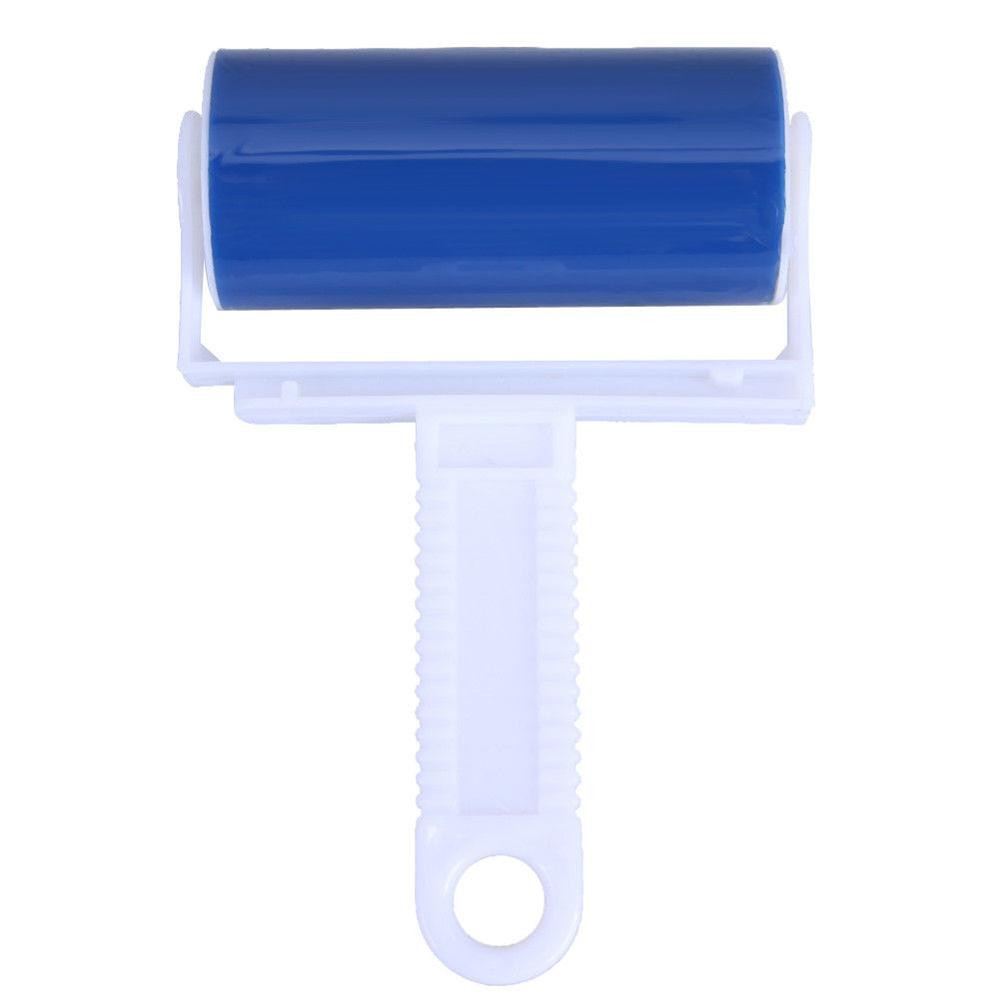 Cleaning Brush Washable Roller Cleaner Lint Sticky Picker Pet Hair Clothes Fluff Remover Brush Cleaner Utensils Brush Glass