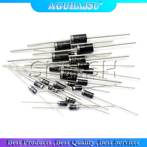 100PCS 1N4007 1N5819 1N4001 UF4007 FR107 FR157 FR207 1N4004 1N4937 HER107 RL207 1N5817 1N5399 TUN-41 Rectifier Diode