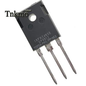 Image 4 - 10 قطعة IXFH24N50 IXFH24N50Q إلى 247 IXTH24N50 IXTH24N50Q IXTH24N50L TO247 24A 500V MOSFET واحد التوصيل المجاني