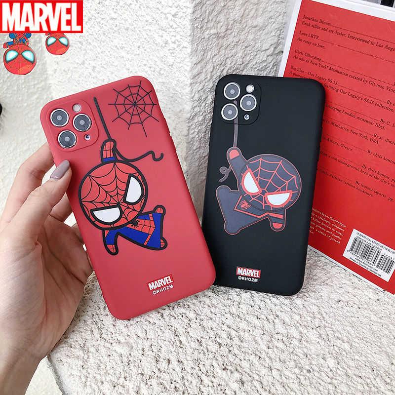 coque iphone 12 pro spiderman