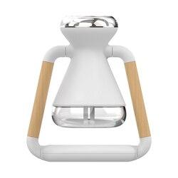 Kreatywny czas lejek nawilżacz Mini USB bezprzewodowe ładowanie domu sypialnia biuro nawilżacz powietrza prezent w Nawilżacze powietrza od AGD na