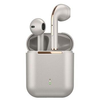 New TWS Bluetooth Headphones Stereo True Wireless Headphone Earbuds In Ear Handsfree Earphones Ear Buds For Mobile Phone 8
