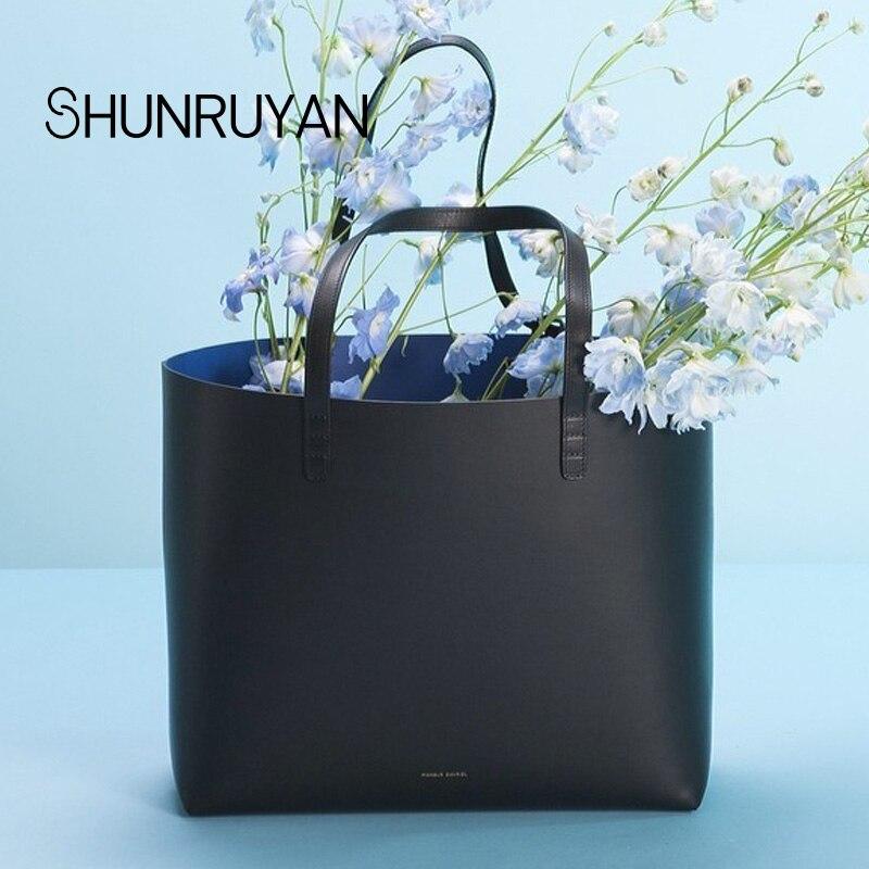 SHUNRUYAN nouveaux sacs sacs à main femmes sac à bandoulière femme fourre-tout décontracté femmes sac de messager ensemble