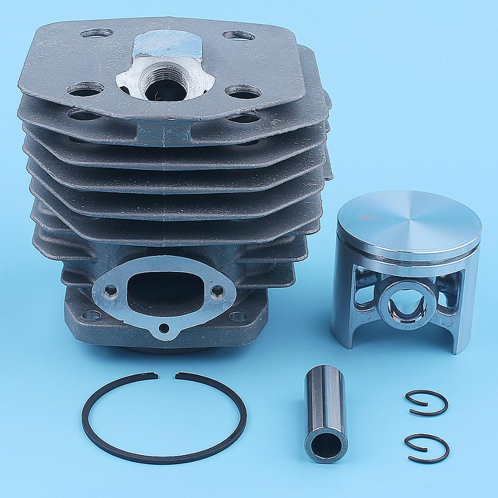 45mm Cylinder Piston Kit For Husqvarna 154 154XP 254 254XP Chainsaw Replacement Spare Part 503503903 503503901