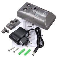 Design prático casa dupla cabeça eletrônico controle de pragas ultra sônica repeller mouse inseto roedor repeller ferramenta -