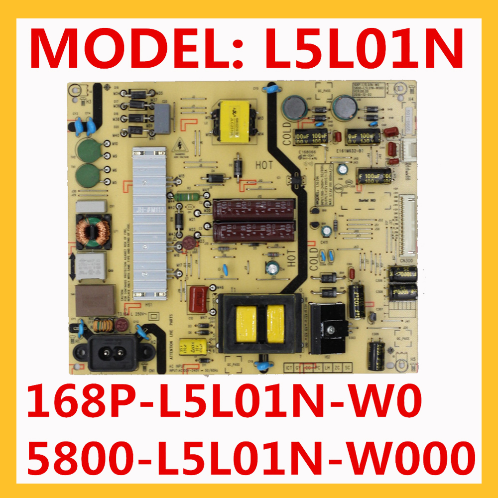 L5L01N 168P-L5L01N-W0 5800-L5L01N-W000 Board For TV Original Power Supply Board L5L01N Professional Accessories