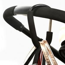 Stroller Accessories Baby Stroller Hooks Universal Pram Buggy Clip Hanger Clip Carriage Pushchair Wheelchair W9L6