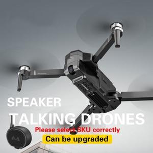 Image 3 - Otpro Mini Drone Wifi Fpv Met 4K 1080P Camera 3 Axis Gimbal Gps Rc Racing Drone Quadcopter rtf Met Zender Z5 F11 Pro Dron