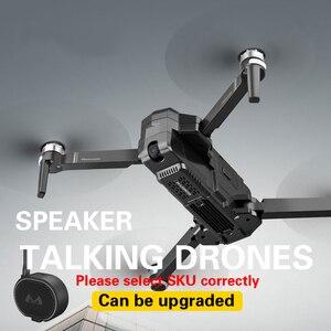 Image 3 - Otpro ミニドローン wifi fpv 4 18k 1080 で 1080p カメラ 3 軸 gps rc ドローン quadcopter rtf トランスミッタ Z5 F11 プロ dron