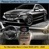 Dashboard Cover Protective Pad for Mercedes Benz C-Class W205 Car Accessories Sunshade Carpet C-Klasse C180 C200 C220 C250 C300 review